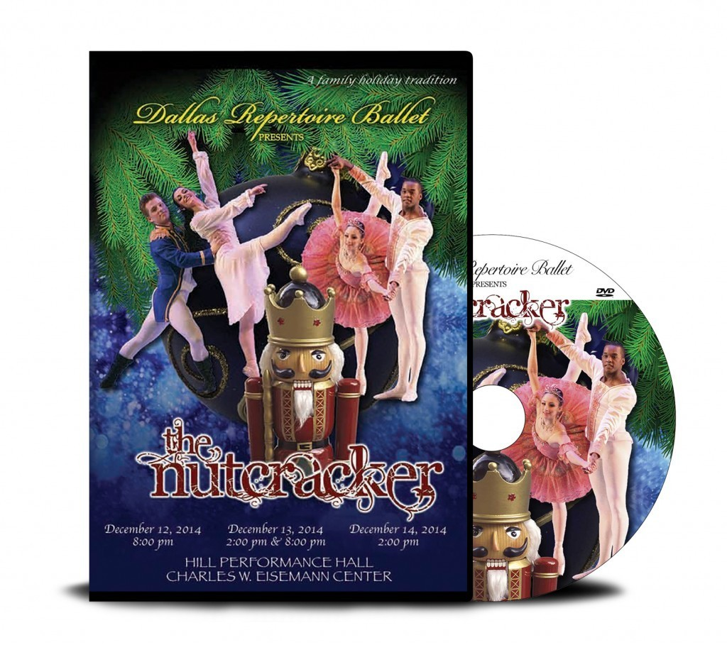 The Nutcracker 2014 DVD
