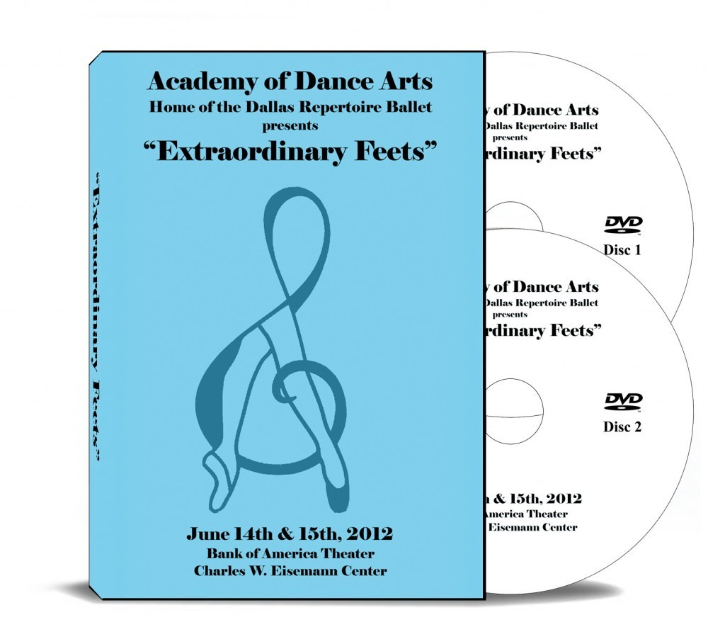Extraordinary Feets 2012 DVD