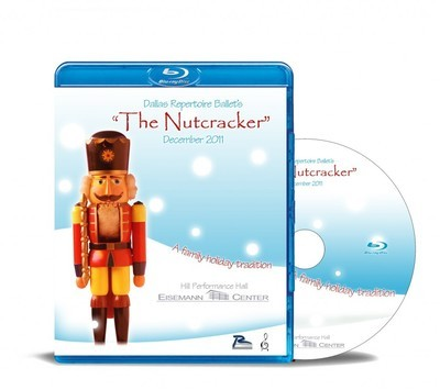 The Nutcracker 2011 Blu-ray