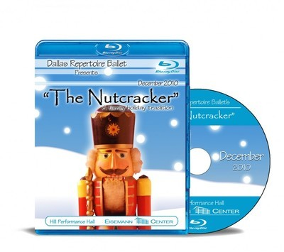 The Nutcracker 2010 Blu-ray