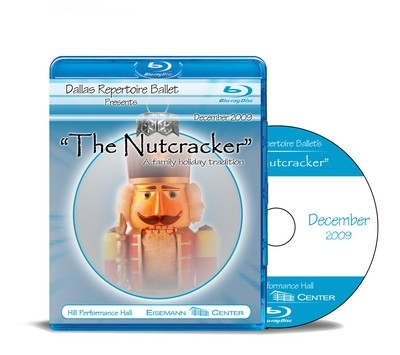 The Nutcracker 2009 Blu-ray