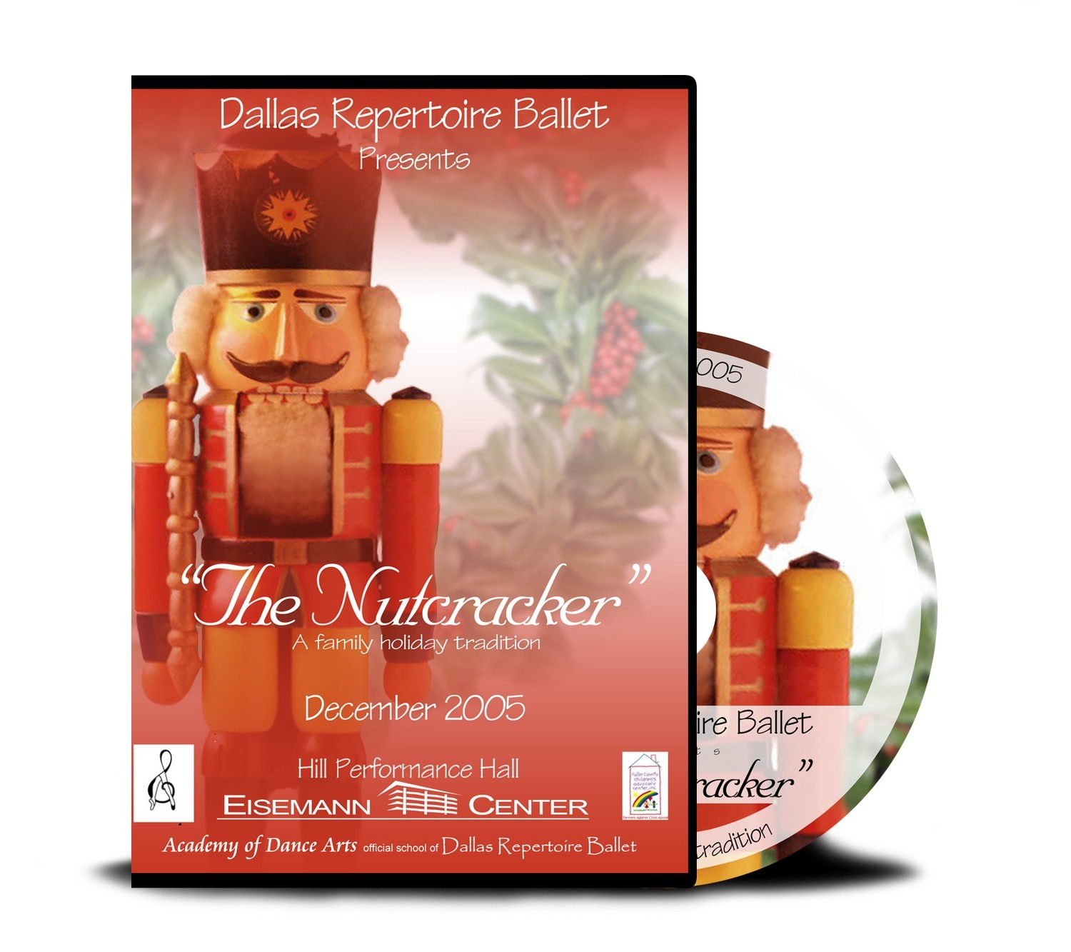 The Nutcracker 2005 DVD