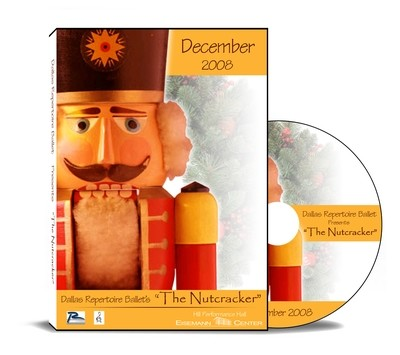 The Nutcracker 2008 DVD