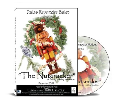 The Nutcracker 2007 DVD