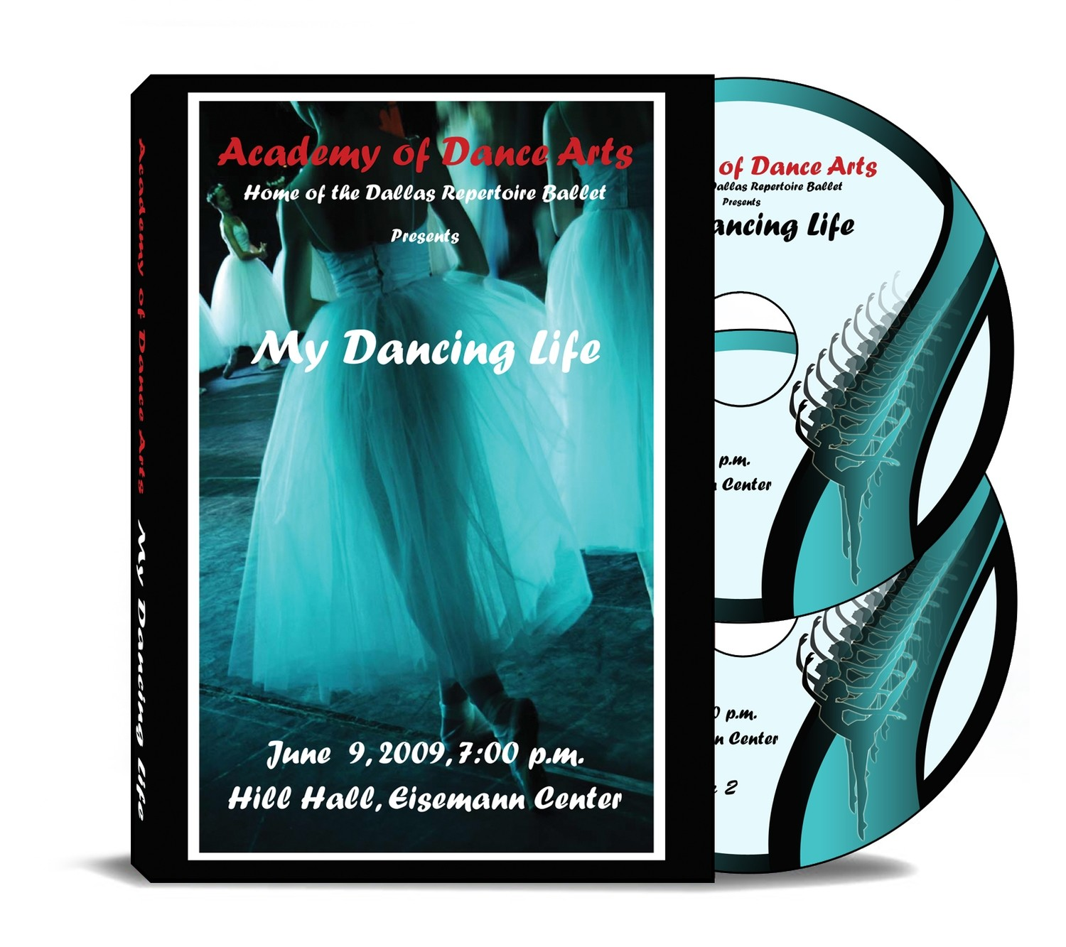 My Dancing Life 2009 DVD