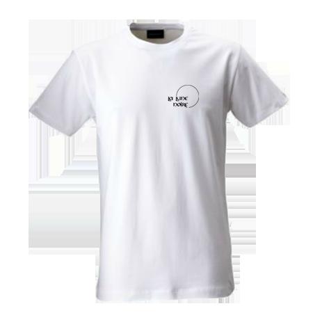 T-Shirt White (small logo)