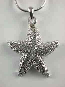 FASHION JEWELRY-STARFISH 3153