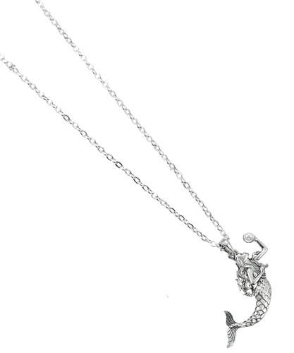 FASHION JEWELRY-MERMAID PENDANT 3WEM1