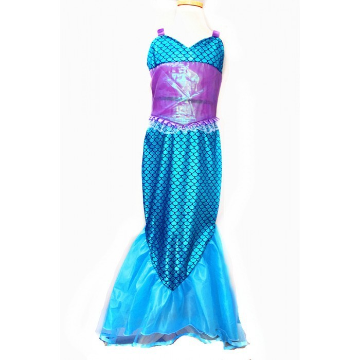 CHILDREN'S MERMAID COSTUME 9itc