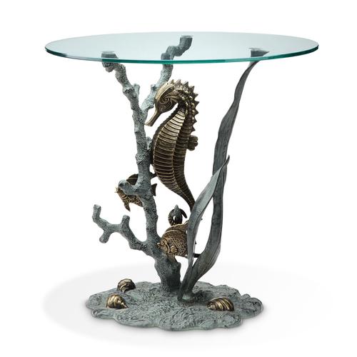 DESIGNER TABLE-SEAHORSE SP33786