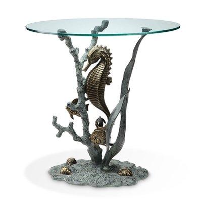 DESIGNER TABLE-SEAHORSE