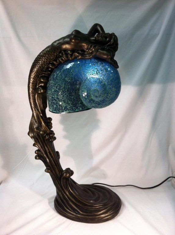 ACCENT LAMP-SEA GODDESS TL4381