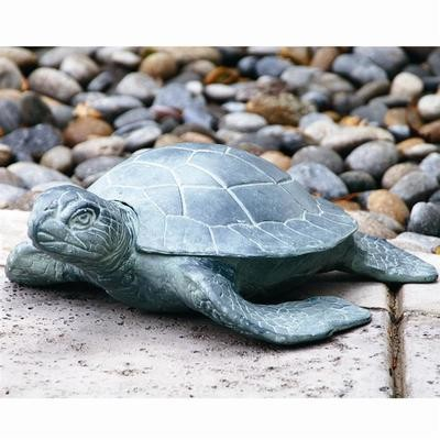 GARDEN SCULPTURE-SEATURTLE