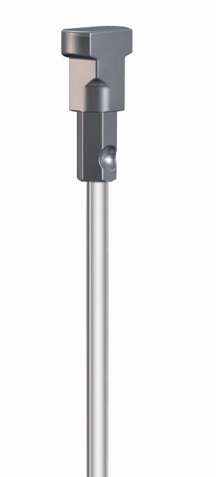 Perlon Twister  2.0 mm 2m