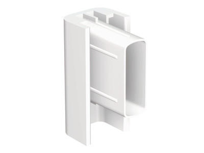End cap white for Click Rail