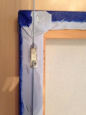 15kg Frame Ratchet Hook (self gripping)