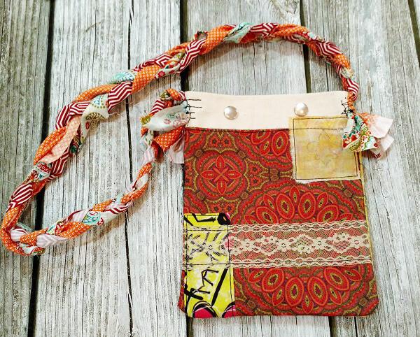 Boho Gypsy Bag