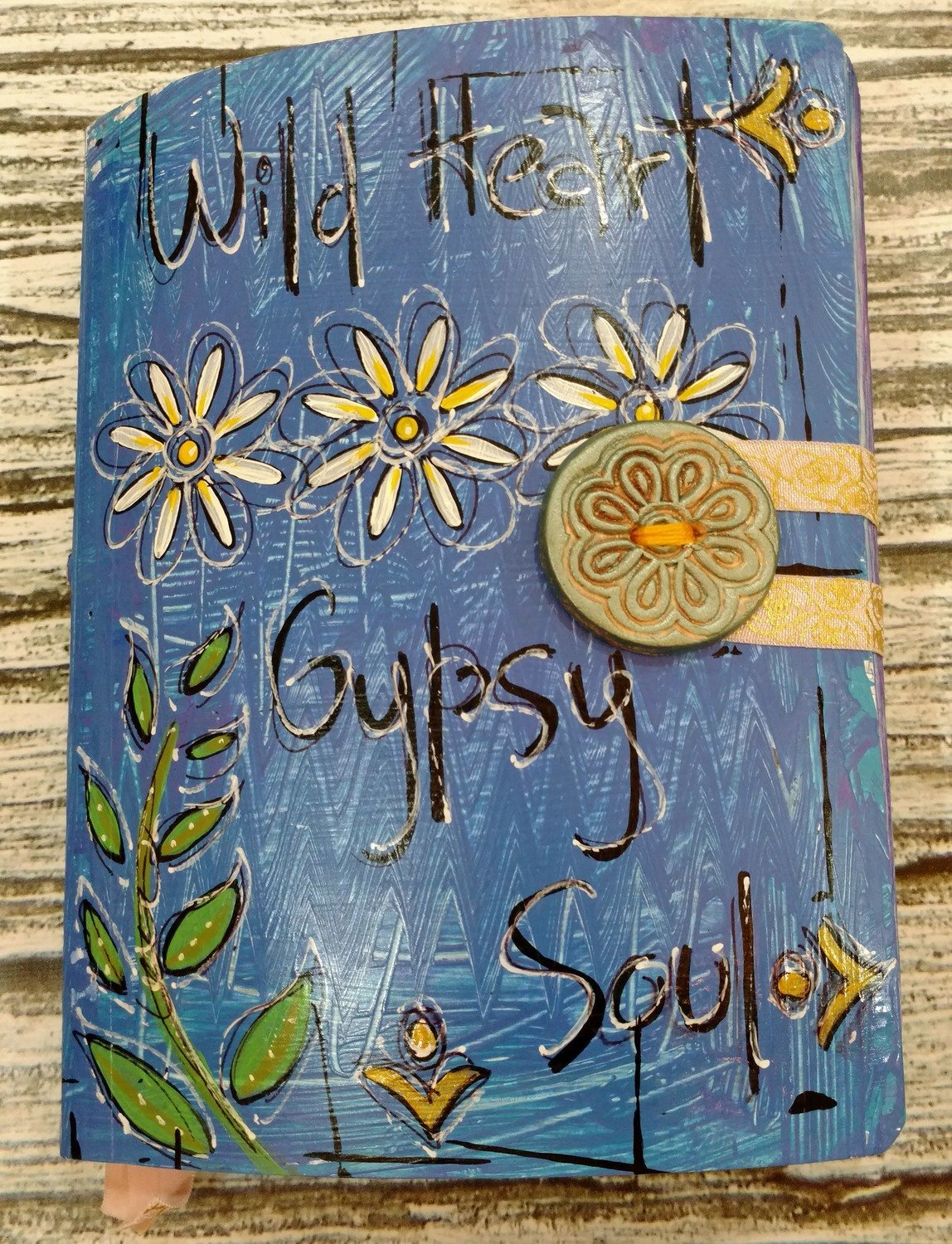Boho Gypsy Journal Large