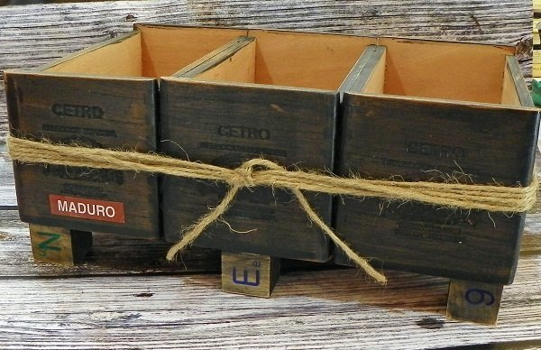 Box Storage x3