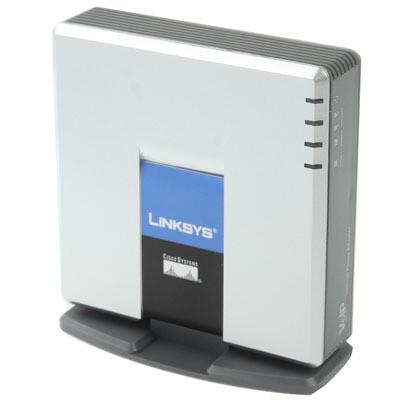 LINKSYS PAP2T-δωρεάν χρόνο 500 κινητά