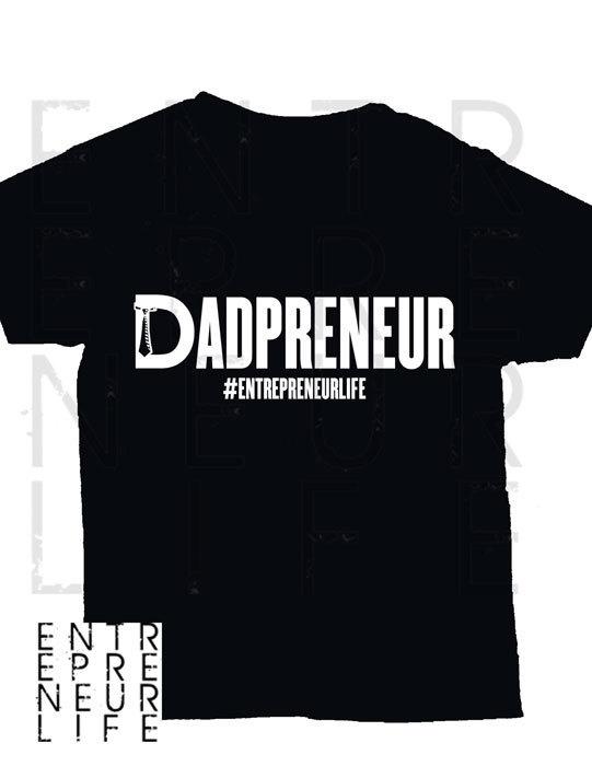 Dadpreneur T-shirt