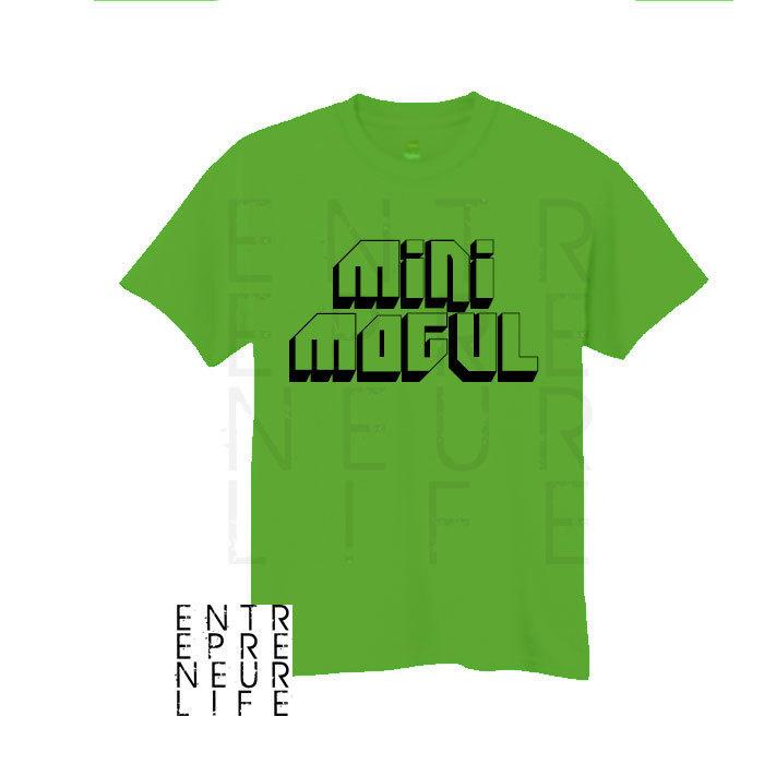 Mini Mogul Youth Tee