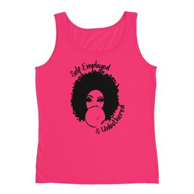 Unbothered Ladies' Tank