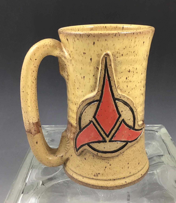 Klingon Stein