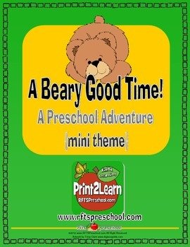 A Beary Good Time!