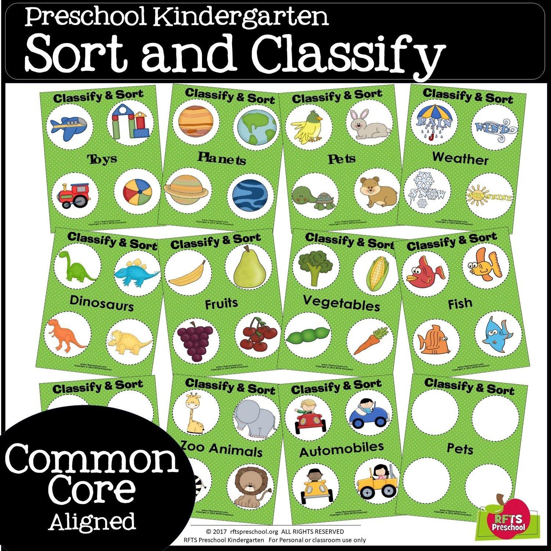 Classify and Sort Mats