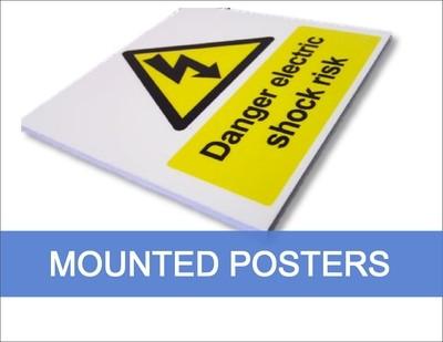 Backlit Posters (Duratran)