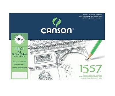 Альбом-склейка для графики Canson
