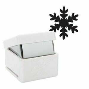Дырокол фигурный Xcut snowflakes 2.5 см