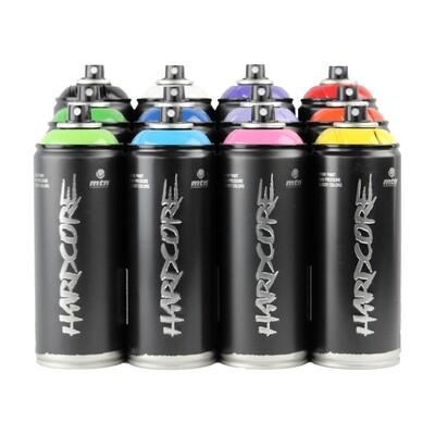 Spray MTN Hardcore 400 мл