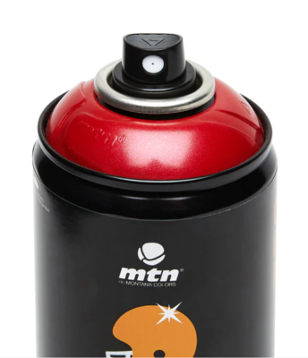 Spray MTN PRO Metallic Paint 400 ml