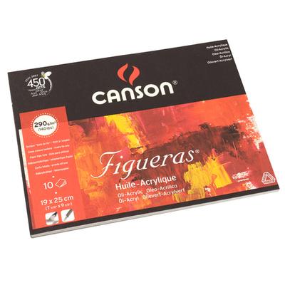 Альбом Canson 290гр 33*24см 10 л