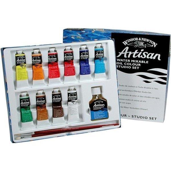 """Набор масла Artisan """"Studio Set"""", 10 цв* 37мл 1590252"""