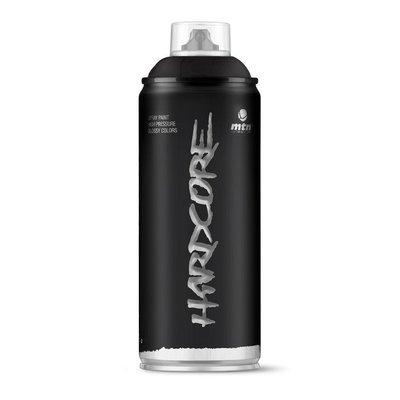 Spray MTN Hardcore, 400 мл black