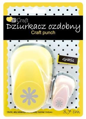 Дырокол фигурный Craft 3.7см, (Польша)
