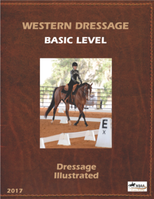 2017 Western Dressage Tests - Basic Level