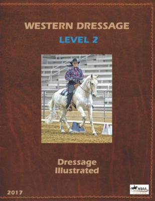 2017 Western Dressage Tests - Level 2