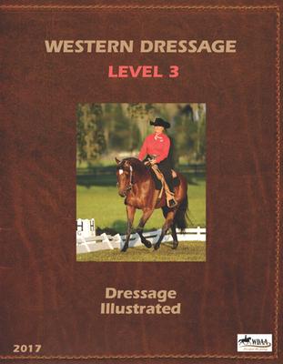 2017 Western Dressage Tests - Level 3