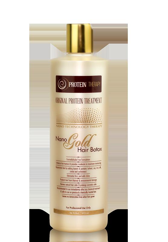 Original Nano Gold Hair Botox Treatment