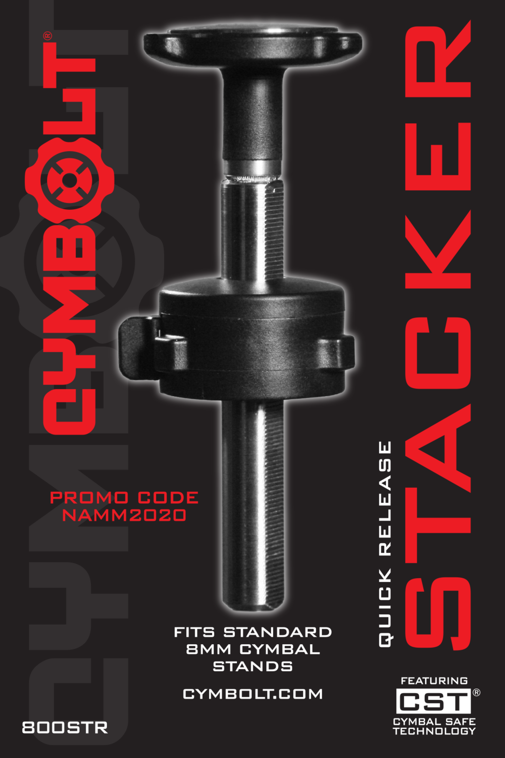 Quick Release Stacker