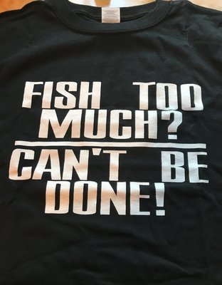 Fish Too Much