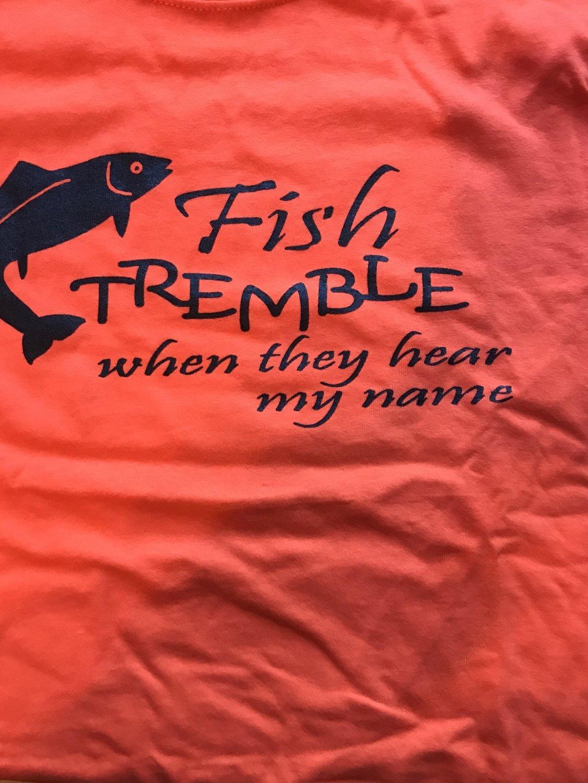 Fish Tremble