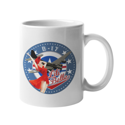 Mug B17 -Flying Fortress
