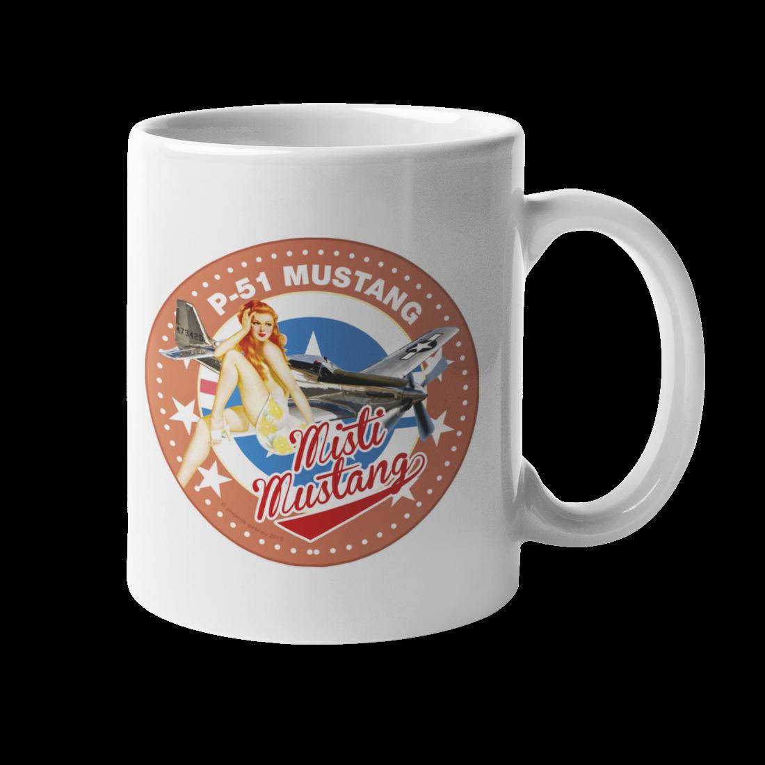 Mug P-51 Mustang