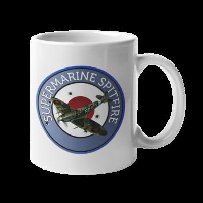 Mug Supermarine Spitfire