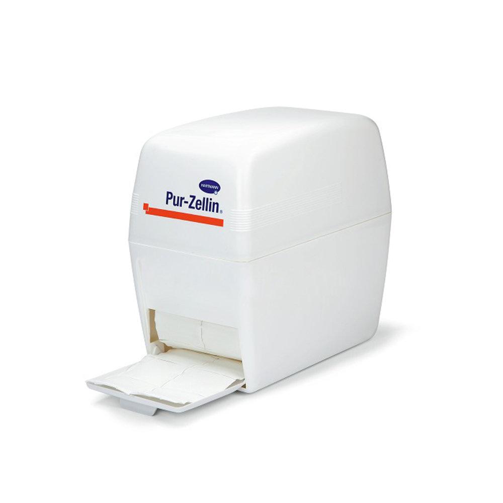 Plastic box for rolls / Пластиковый бокс для рулонов / Pur Zellin